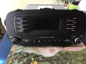 Stereo for Kia-Soul