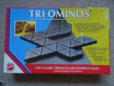 Tri-ominos game  for sale  Shipping to Nigeria