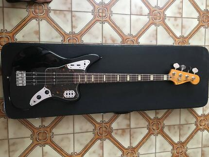 Rare Fender Jaguar Bass