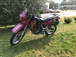 2004 klr 650, trade for