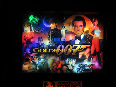 GOLDENEYE Complete LED Lighting Kit custom SUPER BRIGHT PINBALL LED KIT
