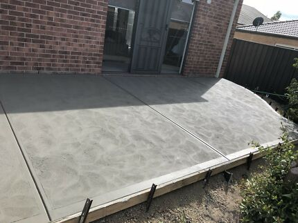 Concrete, driveways ,Paving, exposed, sheds..all aspects of concrete
