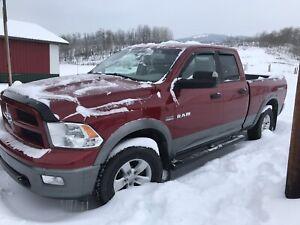 2010 Dodge 1500 TRX