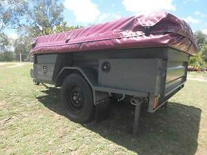 Large On-road Camper Trailer - Ready to set up! Gympie Area Preview