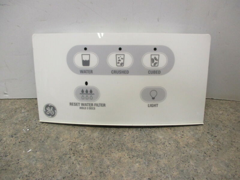 Ge Refrigerator Display Interface Part #wr55x10518 Wr55x10216