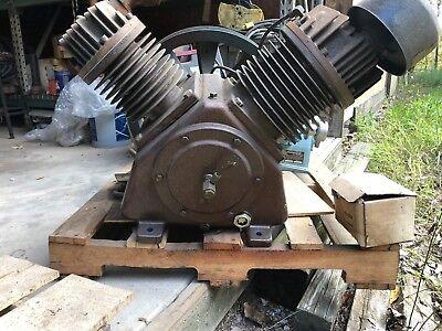 Air Compressor Pump 10hp Msv40 Schultz Reconditioned