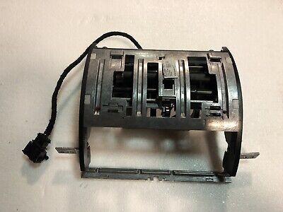 """REBUILT GEARS"" 04-2010 AUDI A8 D3 MMI GPS NAVIGATION LCD MOTOR BRACKET ASSEMBLY"