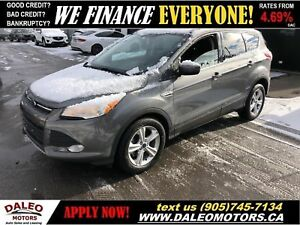 2014 Ford Escape SE|NAV|BACKUP CAM|HEATED SEATS
