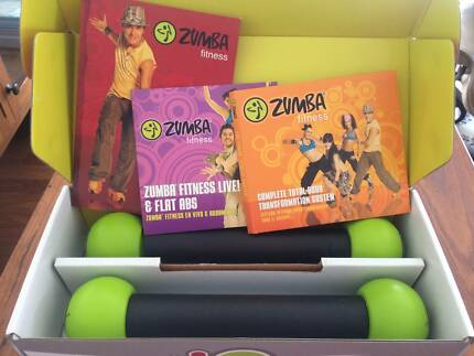 Zumba Fitness Join the Party DVD Pack