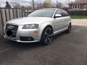 Super Rare! Only Audi A3 V6 3.2L S-Line in Ontario! Won't Last!!