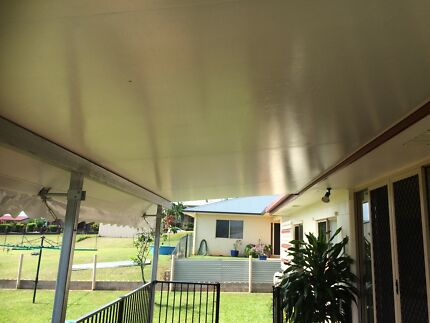 Patio or extra carport cover. perfect for the upcoming wet season Belvedere Cassowary Coast Preview