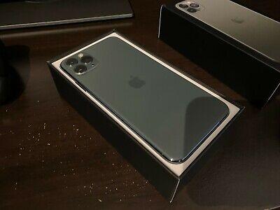 iPhone 11 Pro Max - 256GB - Midnight Green (AT&T Financed)