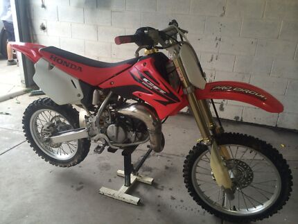 2007 honda cr 85f big wheel Somerton Park Holdfast Bay Preview