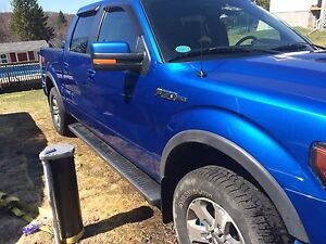 2011 F-150  FX4 New tires and new brakes