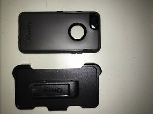iphone 6/6s Otter Box Defender Case Black