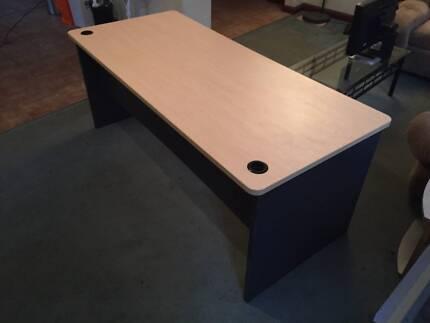 Large Straight Desk Marrickville Marrickville Area Preview