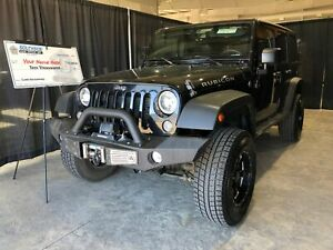 2015 Jeep Wrangler Unlimited Rubicon, NAV, heated seats,