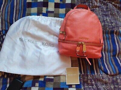 Womens Michael Kors Backpack