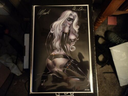 Lady Death Gallery 1 comic signed new
