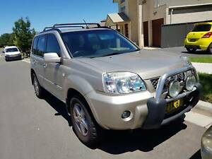 Nissan 2004 X-Trail, Ti-L (Sunroof) 4x4  Automatic