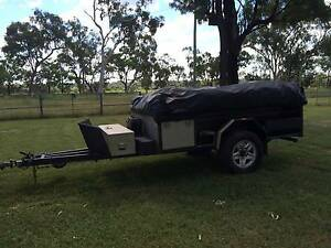 Trackabout Off-road Camper Trailer Lissner Charters Towers Area Preview
