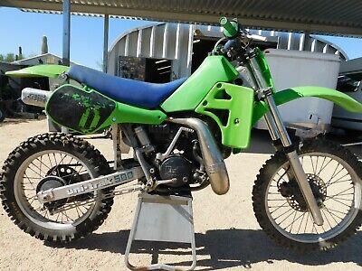 '85 Kawasaki KX500 KX 500 Vintage MX MotoCross PRO Circuit NOS PARTS Available