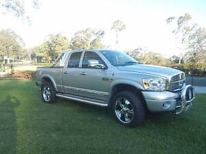 2008 Dodge Ram Raymond Terrace Port Stephens Area Preview