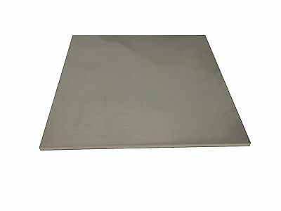 14 Stainless Steel Plate 14 X 6 X 16 304 Ss
