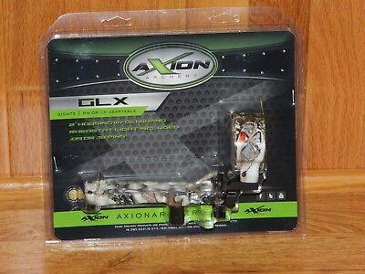 Apex Gear Attitude 5 pin Sight Mathews Lost XD camo micro adjust
