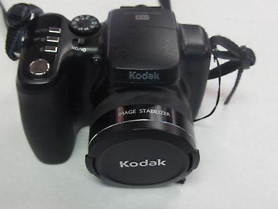 Kodak EasyShare Z812 IS 8.1MP Digital Camera - Black