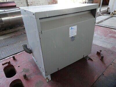 Acme Transformer 460 To 460y266v 51kva Drive Isolation Transformer Dtgb-051-4s