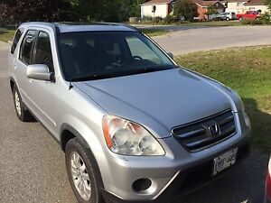 2006 CRV EX-L certified and e-tested 208k