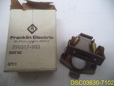 Franklin Electric Switch - Franklin Electric 290317-9015 Rotating Switch