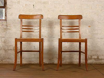 4 alte Stühle aus den 50er Jahren, Mid Century Stuhl Vintage Dinning Chair 60er