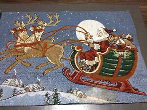 Christmas Placemats St. John's Newfoundland image 2