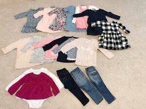 18-2T Girls Fall Clothes