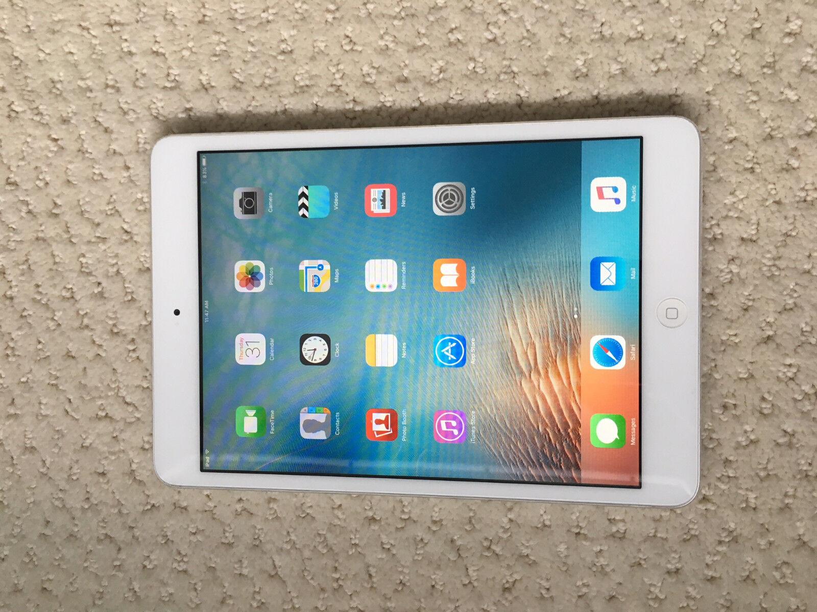 Apple iPad 2/3/4/5, Mini 1/2/3/4,  air 1/2, Silver/Gray/Black/Gold, WIFI