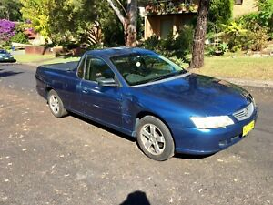 2002 vy Holden commodore LONG REGO