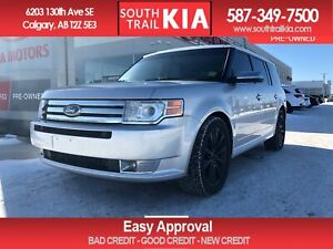 2011 Ford Flex LIMITED, HEATED SEATS, SUN ROOF, BACK UP CAMERA,