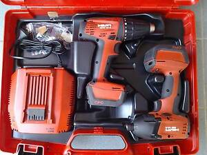 HILTI COMBO TOOL KIT Cabramatta West Fairfield Area Preview