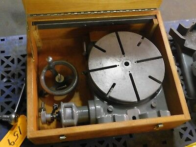 Moore 11 Horizontal Vertical Ultra Precise Rotary Table