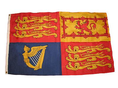 3x5 UK Royal Standard Premium 3'x5' Poly House Banner British United Kingdom