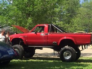 81 toyota pickup trade for cottage or property