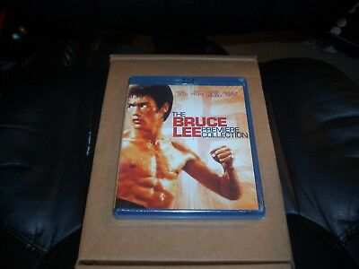 Bruce Lee  Premiere Collection  Blu Ray Disc  2014  4 Disc Set