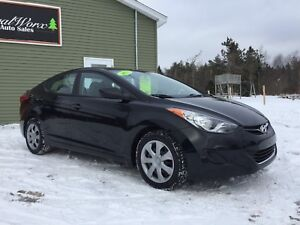 2011 Hyundai Elantra GL BRAND NEW WINTER TIRES & MVI