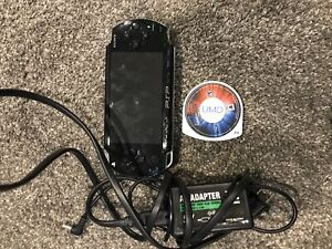 Sony PSP 1000 with game