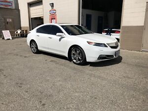 2013 Acura TL SH-AWD Elite Package