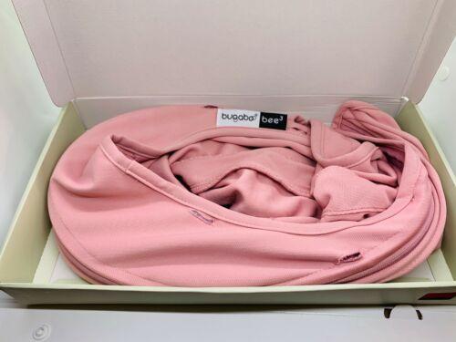 Bugaboo Bee3 Extendable Sun Canopy Hood Pink Shade