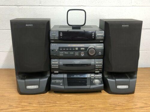 🔊 Sony LBT-D390 Compact Hi-F Stereo * SS-D3900 Speakers 8 OHM 200 Watt Max