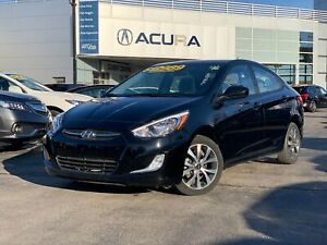 2017 Hyundai Accent GLS   1OWNER   NOACCIDENTS   CLOTH   SUNROOF